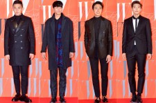 Yoo Ah In, Lee Chun Hee, Jung Il Woo and Jung Jin Woon Attend W Korea 9th Breast Cancer Awareness Charity Event Campaign 'LOVE YOUR W'