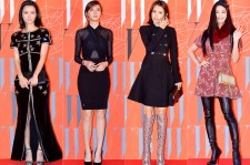 Jung Yoo Mi, Cha Ye Ryun, Chae Jung Ahn and Clara Attend W Korea 9th Breast Cancer Awareness Charity Event Campaign 'LOVE YOUR W'