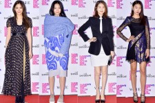 Soo Hyun, Esom, Lee Yo Won, Han Hye Jin at VOGUE Fashion's Night Out 2014 Party