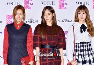 After School at VOGUE Fashion's Night Out 2014 Party