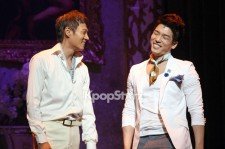 Passionate Performance of 2AM Changmin on Musical
