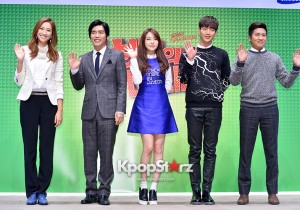 Press Conference for Samsung Web Drama 'The Best Future'