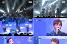 MCountdown' Group S Shows Unchanged Perfect Harmonyv