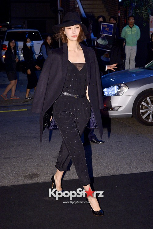 Song Kyung Ah, Lee Sung Kyung, Esom and Hwang So Hee at Club Monaco Opening Party key=>1 count33