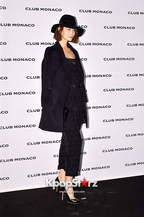 Song Kyung Ah, Lee Sung Kyung, Esom and Hwang So Hee at Club Monaco Opening Party key=>2 count33