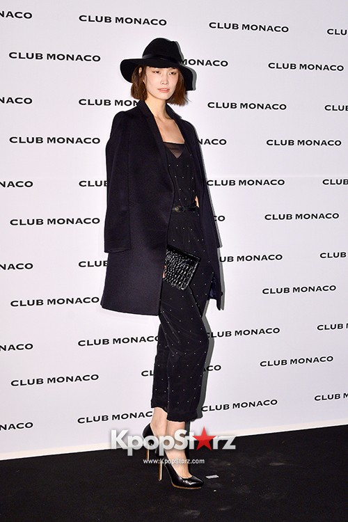 Song Kyung Ah, Lee Sung Kyung, Esom and Hwang So Hee at Club Monaco Opening Party key=>5 count33