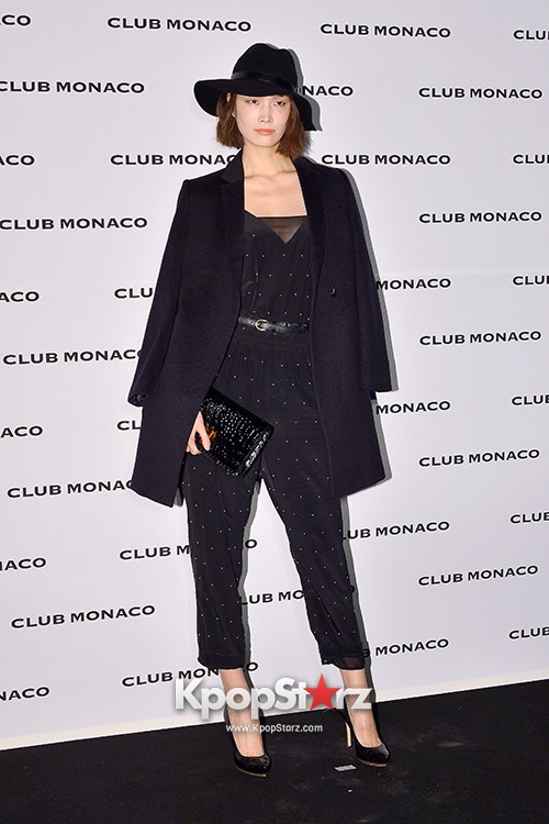 Song Kyung Ah, Lee Sung Kyung, Esom and Hwang So Hee at Club Monaco Opening Party key=>6 count33