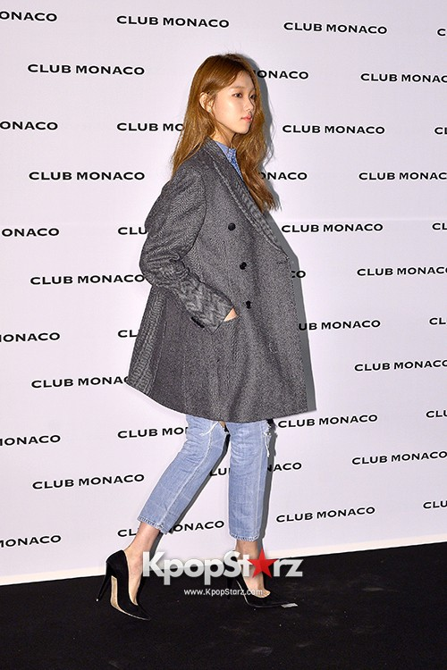 Song Kyung Ah, Lee Sung Kyung, Esom and Hwang So Hee at Club Monaco Opening Party key=>7 count33