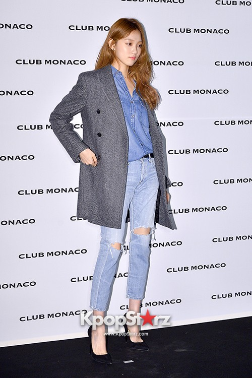 Song Kyung Ah, Lee Sung Kyung, Esom and Hwang So Hee at Club Monaco Opening Party key=>9 count33