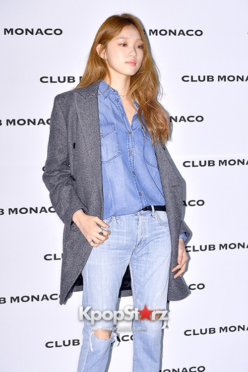 Song Kyung Ah, Lee Sung Kyung, Esom and Hwang So Hee at Club Monaco Opening Party key=>10 count33
