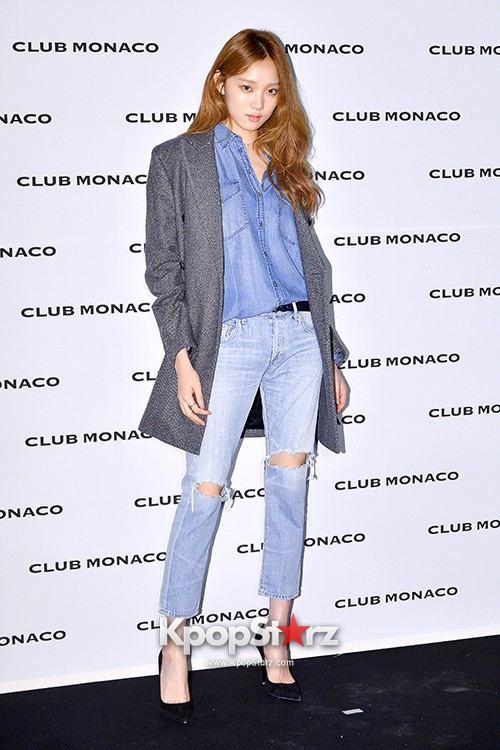 Song Kyung Ah, Lee Sung Kyung, Esom and Hwang So Hee at Club Monaco Opening Party key=>11 count33