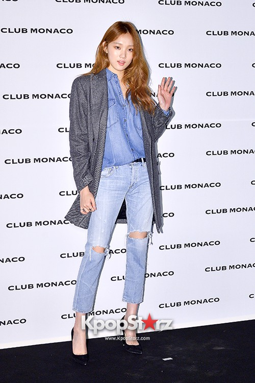 Song Kyung Ah, Lee Sung Kyung, Esom and Hwang So Hee at Club Monaco Opening Party key=>13 count33
