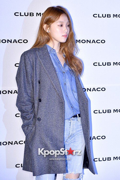 Song Kyung Ah, Lee Sung Kyung, Esom and Hwang So Hee at Club Monaco Opening Party key=>15 count33