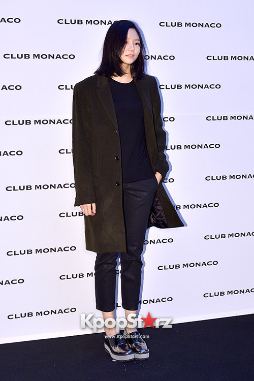 Song Kyung Ah, Lee Sung Kyung, Esom and Hwang So Hee at Club Monaco Opening Party key=>17 count33