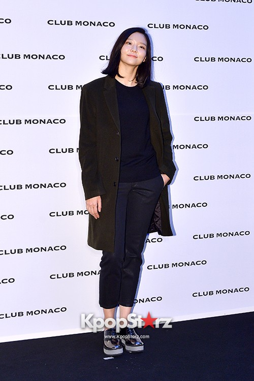 Song Kyung Ah, Lee Sung Kyung, Esom and Hwang So Hee at Club Monaco Opening Party key=>19 count33