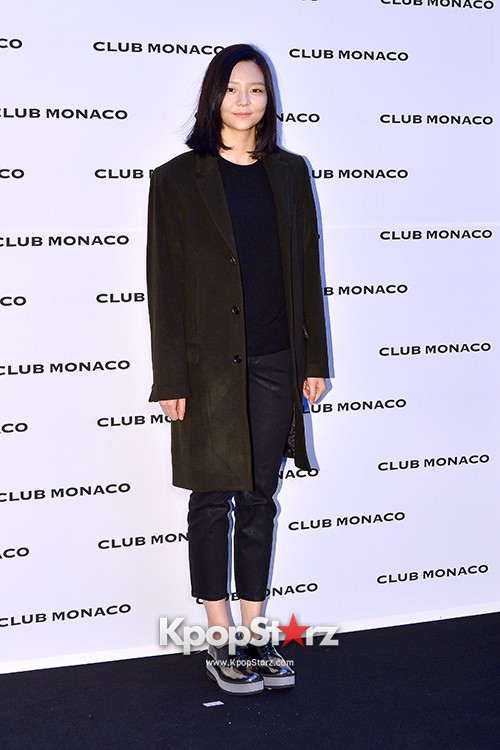 Song Kyung Ah, Lee Sung Kyung, Esom and Hwang So Hee at Club Monaco Opening Party key=>21 count33