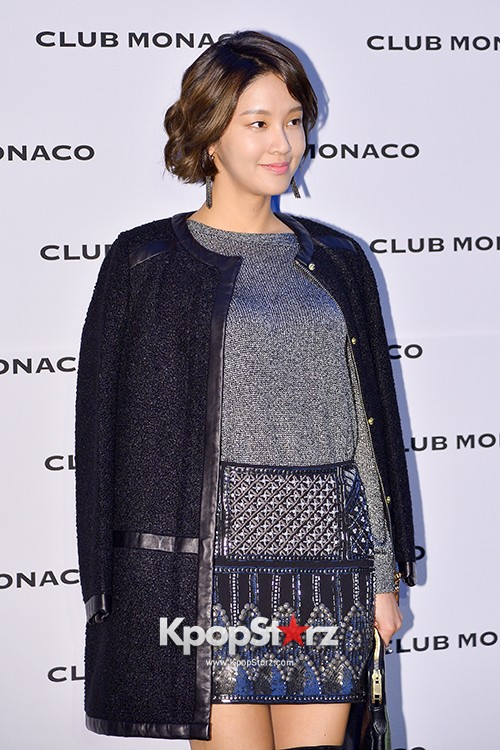 Song Kyung Ah, Lee Sung Kyung, Esom and Hwang So Hee at Club Monaco Opening Party key=>26 count33