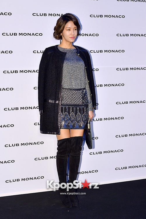 Song Kyung Ah, Lee Sung Kyung, Esom and Hwang So Hee at Club Monaco Opening Party key=>27 count33