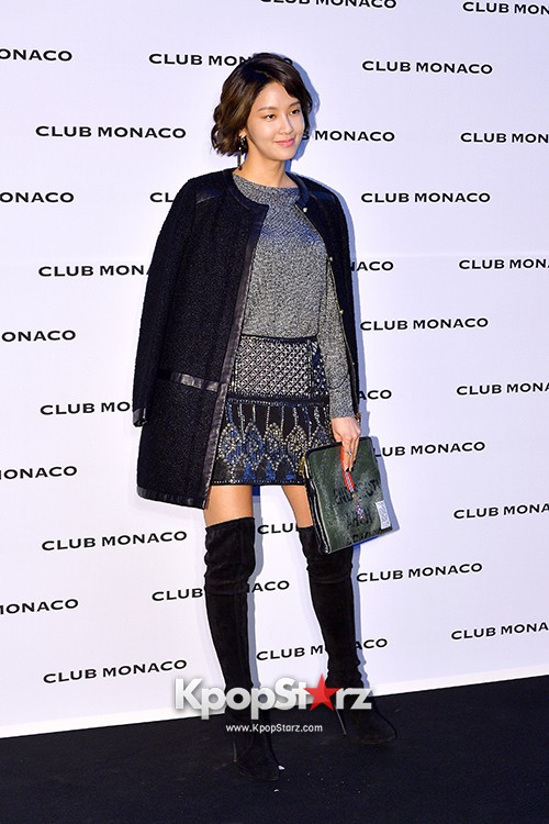 Song Kyung Ah, Lee Sung Kyung, Esom and Hwang So Hee at Club Monaco Opening Party key=>28 count33