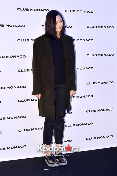 Song Kyung Ah, Lee Sung Kyung, Esom and Hwang So Hee at Club Monaco Opening Party key=>29 count33