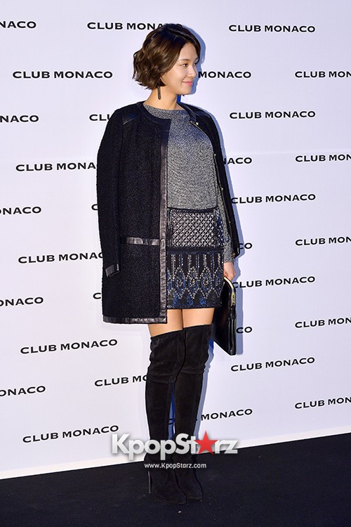 Song Kyung Ah, Lee Sung Kyung, Esom and Hwang So Hee at Club Monaco Opening Party key=>30 count33