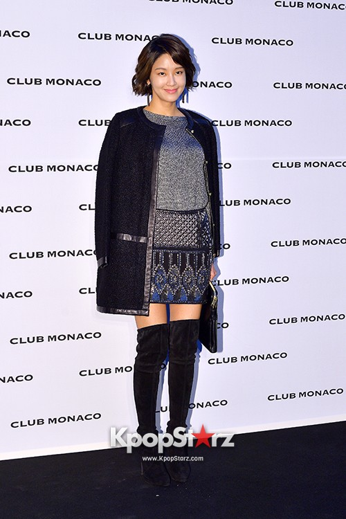 Song Kyung Ah, Lee Sung Kyung, Esom and Hwang So Hee at Club Monaco Opening Party key=>31 count33