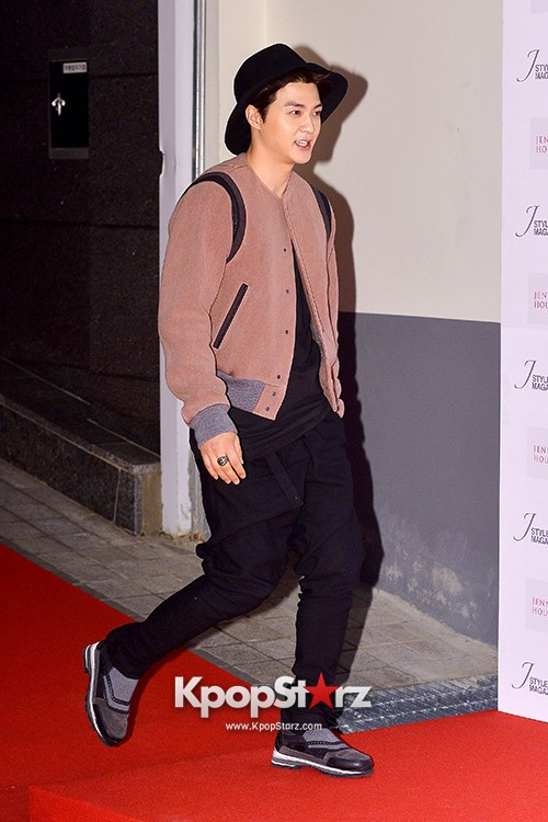 Kim Ji Hoon Attends Jenny House Primo Point Open Party key=>1 count7