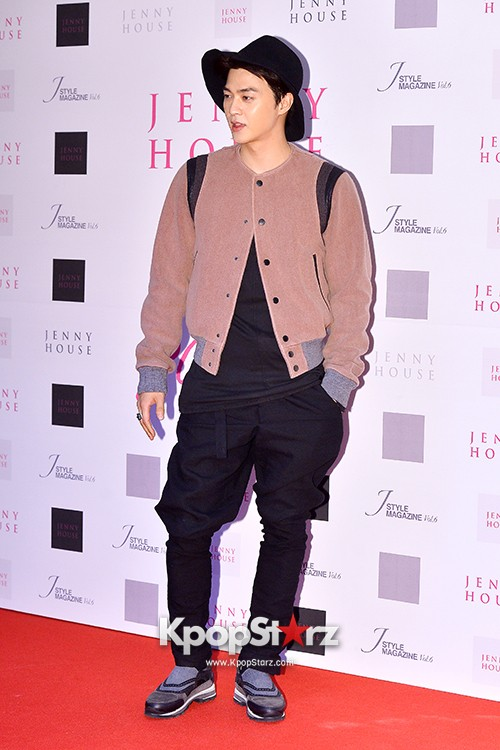 Kim Ji Hoon Attends Jenny House Primo Point Open Party key=>3 count7