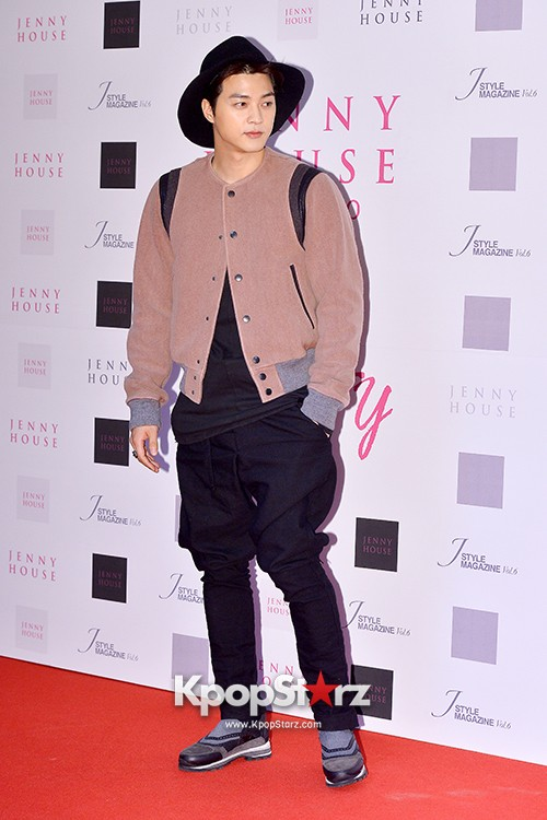 Kim Ji Hoon Attends Jenny House Primo Point Open Party key=>5 count7