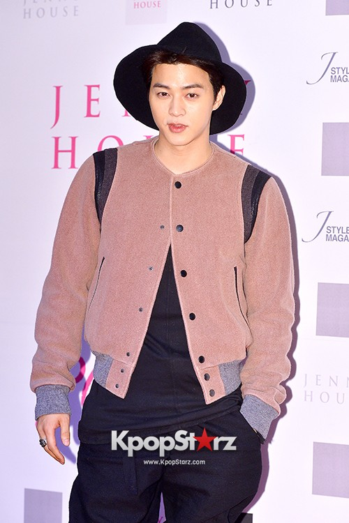 Kim Ji Hoon Attends Jenny House Primo Point Open Party key=>0 count7