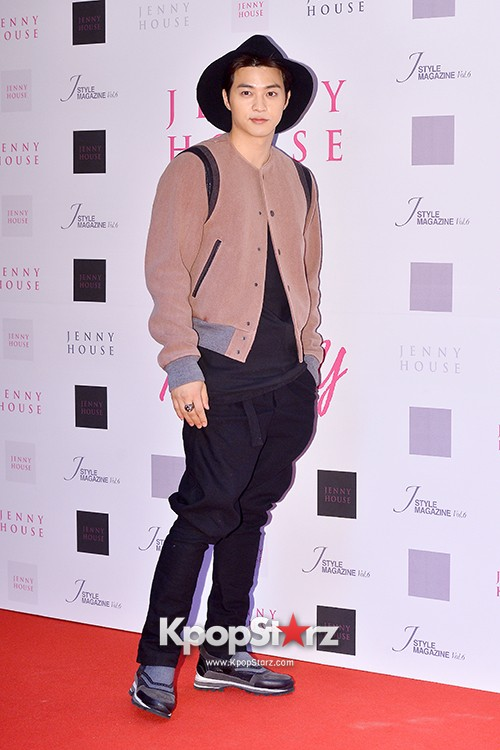 Kim Ji Hoon Attends Jenny House Primo Point Open Party key=>6 count7