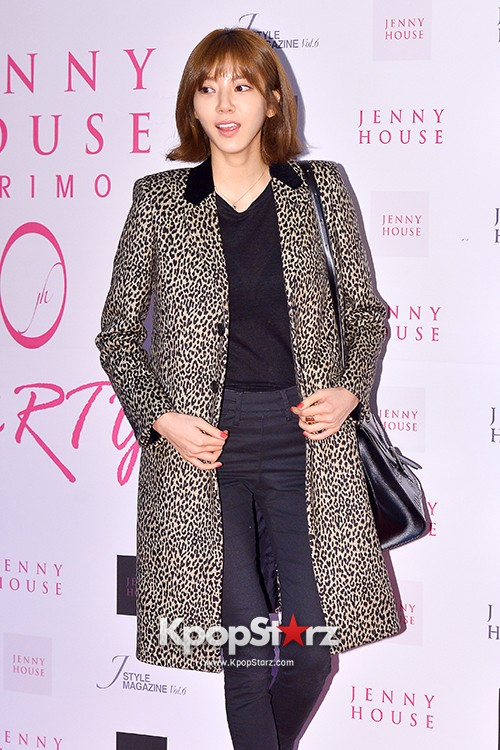 Son Dam Bi Attends Jenny House Primo Point Open Partykey=>2 count12