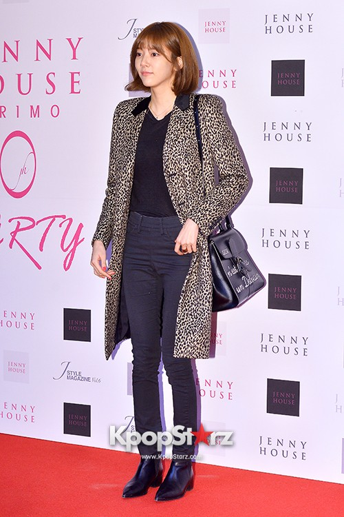 Son Dam Bi Attends Jenny House Primo Point Open Partykey=>3 count12
