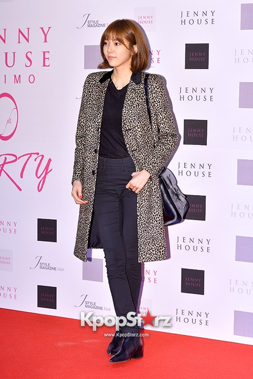 Son Dam Bi Attends Jenny House Primo Point Open Partykey=>4 count12
