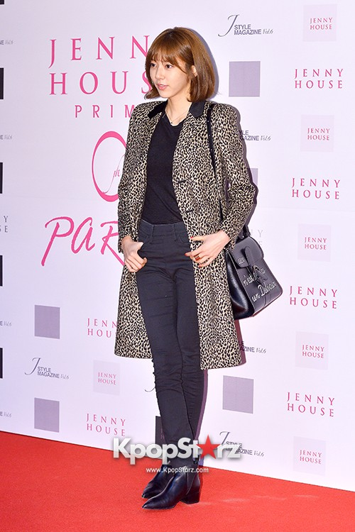 Son Dam Bi Attends Jenny House Primo Point Open Partykey=>5 count12