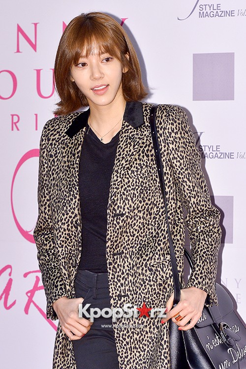 Son Dam Bi Attends Jenny House Primo Point Open Partykey=>7 count12