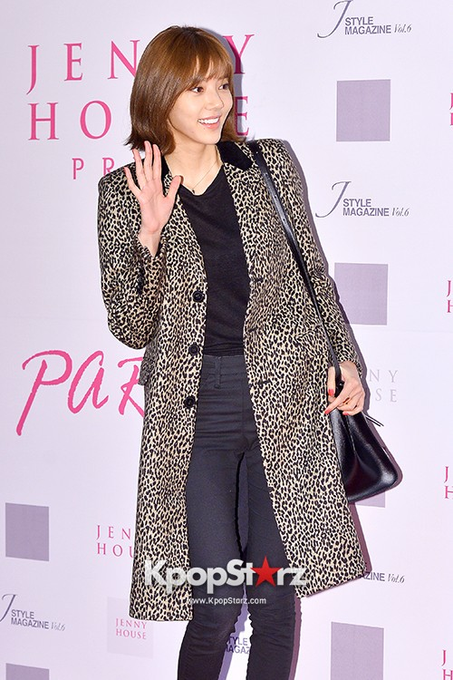 Son Dam Bi Attends Jenny House Primo Point Open Partykey=>8 count12
