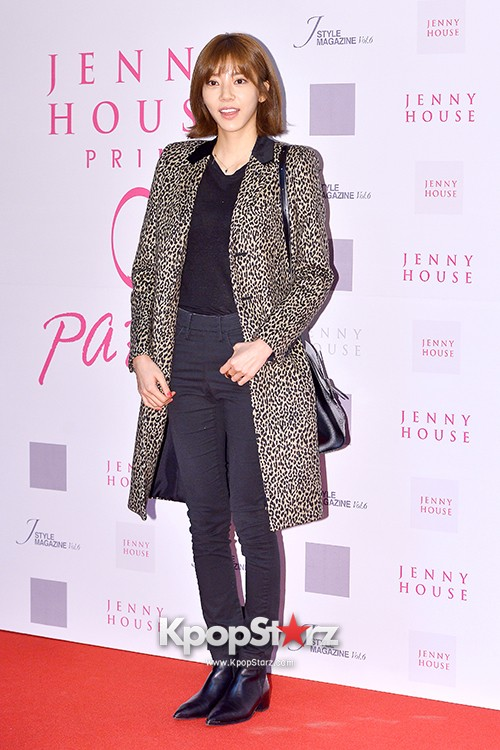 Son Dam Bi Attends Jenny House Primo Point Open Partykey=>9 count12