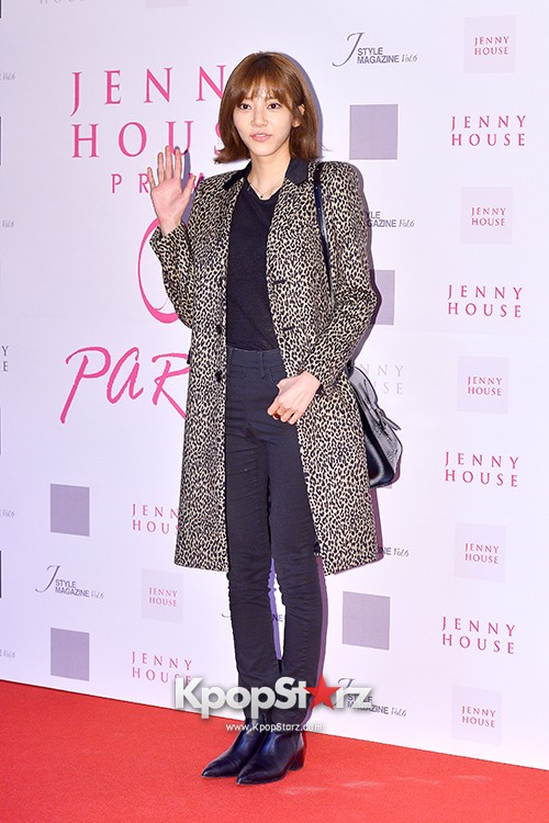 Son Dam Bi Attends Jenny House Primo Point Open Partykey=>10 count12