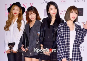 Fiestar Attends Jenny House Primo Point Open Party