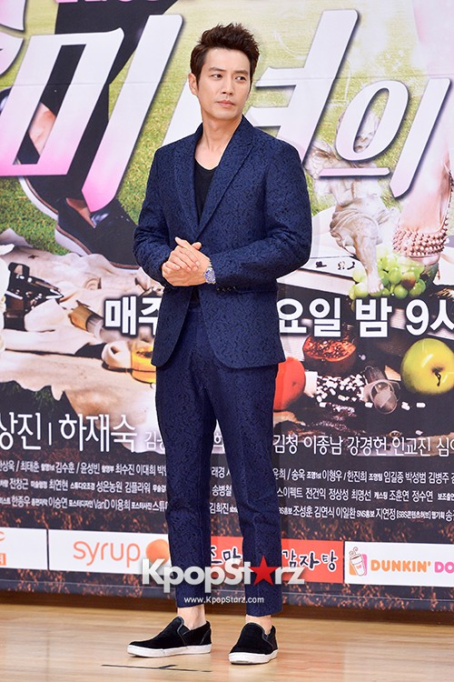 Joo Sang Wook Attends SBS Drama 'Birth Of Beauty' Press Conference key=>2 count8