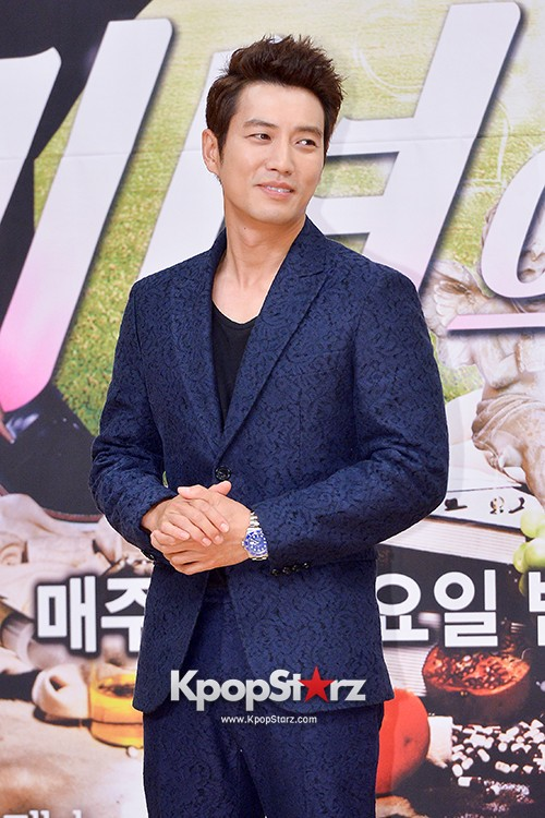 Joo Sang Wook Attends SBS Drama 'Birth Of Beauty' Press Conference key=>3 count8