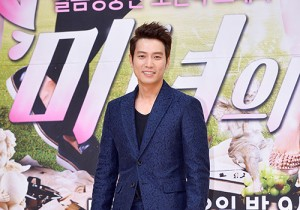 Joo Sang Wook Attends SBS Drama 'Birth Of Beauty' Press Conference