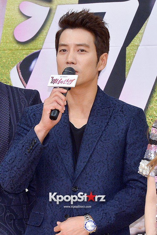 Joo Sang Wook Attends SBS Drama 'Birth Of Beauty' Press Conference key=>6 count8