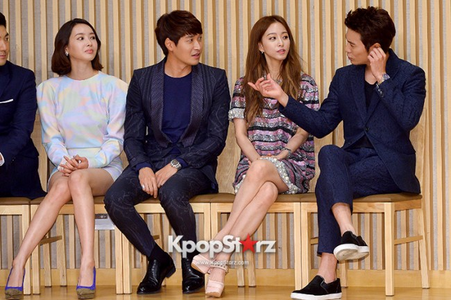 SBS Drama 'Birth Of Beauty' Press Conferencekey=>1 count26