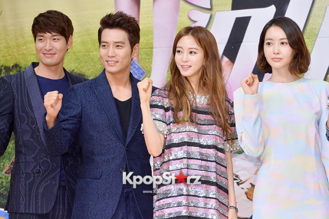 SBS Drama 'Birth Of Beauty' Press Conferencekey=>2 count26