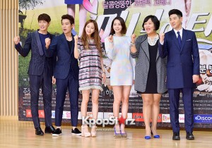 SBS Drama 'Birth Of Beauty' Press Conference
