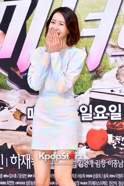 SBS Drama 'Birth Of Beauty' Press Conferencekey=>3 count26