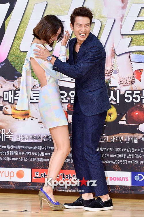 SBS Drama 'Birth Of Beauty' Press Conferencekey=>17 count26