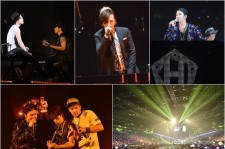 Hip-Hop Duo TEAM H Performs For 24,000 Fans In Saitama, Japan